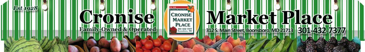 Cronise Market Place