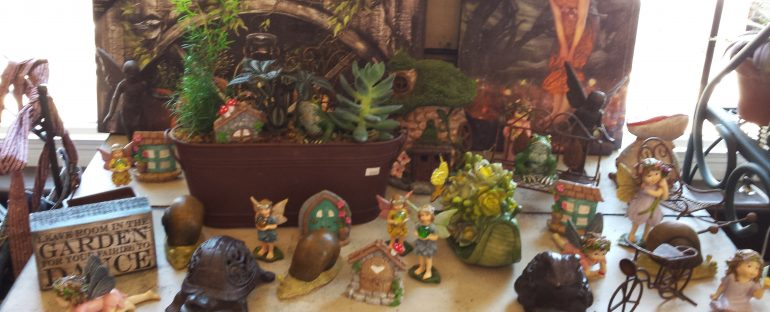 A Fairy Garden…So Much Fun!