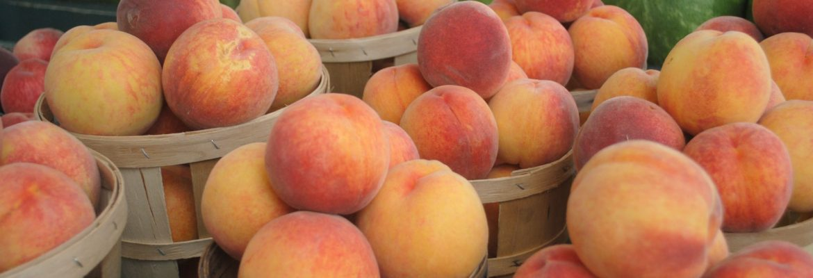 Local Sweet Peaches & More